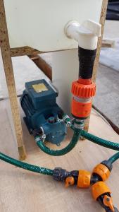 Vízinjektálás kompresszor