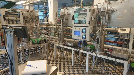 Fermentia Kft. fermentációs üzeme